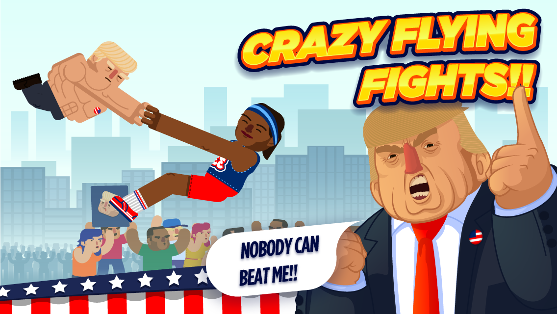 Phaser - News - Trump on Top: Get ready for the final ...